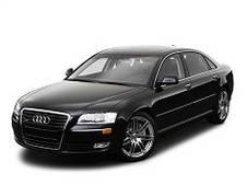 Audi A8 (2002-2009)