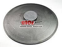 Крышка чугунная 32см круглая Биол, фото 1