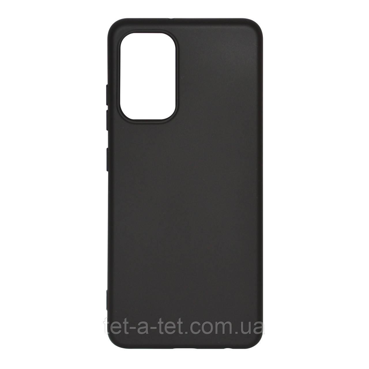 Чехол силиконовый ArmorStandart ICON Case for Samsung A32 (A325) Black