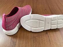 Стильные летние снокеры кроссовки-носки, фото 3
