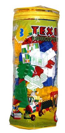 Дитячий Конструктор блоковий Техно-3, ТМ Технок 0519, фото 2