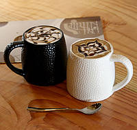 Керамическая чашка Super Starbucks (черная)