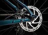 Велосипед Trek-2021 MARLIN 5 ML 29 GN-BK чорно-зелений, фото 5