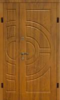 Двери Арма на трубе венорит 1200*2050