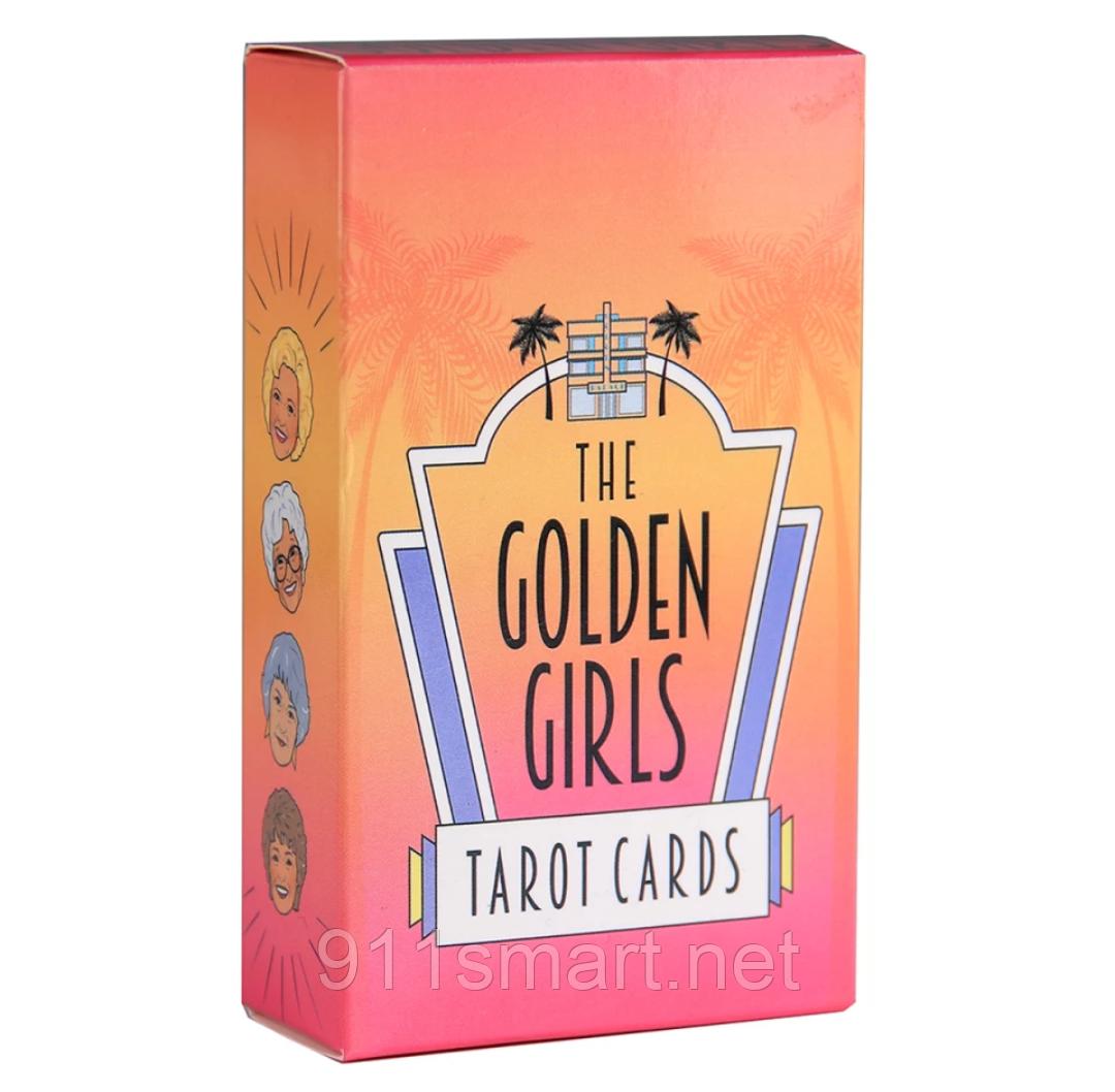 Карты Таро Золотые девушки ( Golden girls tarot)