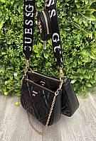 Женская сумка Guess 3в1
