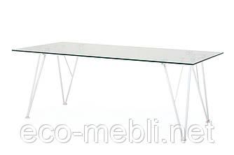 Журнальний стіл у вітальню C-185 Vetro прозорий