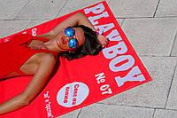 Коврик для пляжа playboy Novatent