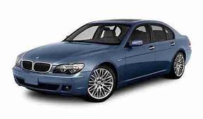 BMW 7 (Е65) (2001-2008)