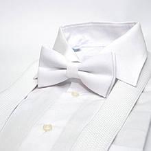 Набор подтяжки и бабочка Gofin Белый Abp-12002, КОД: 189696
