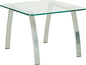 Стол журнальный Incanto chrome GL квадратный 552*552 мм (Новый Стиль ТМ)