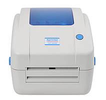 Принтер етикеток XPrinter XP-490B USB 20-108мм