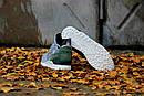 "Кроссовки мужские термо Asics Gel Lyte MT ""Silver/Green"", фото 4"