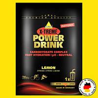 Изотоник Inkospor Power Drink 35 г Лимон Выносливость + восстановление, фото 1