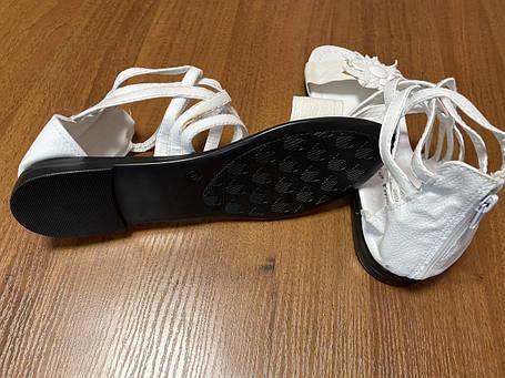 Стильные повседневные босоножки сандалии, фото 2