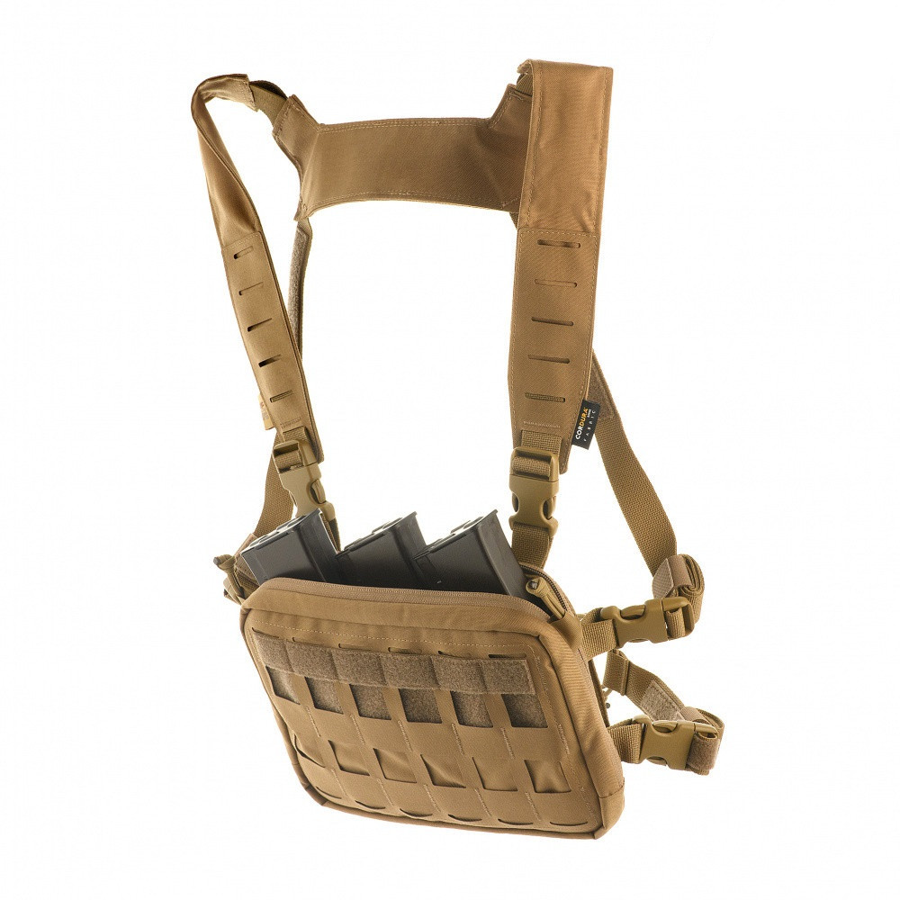 M-Tac Chest Rig Military Elite Coyote