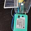 Пропановая пушка с электронным управлением и солнечной батареей, фото 3
