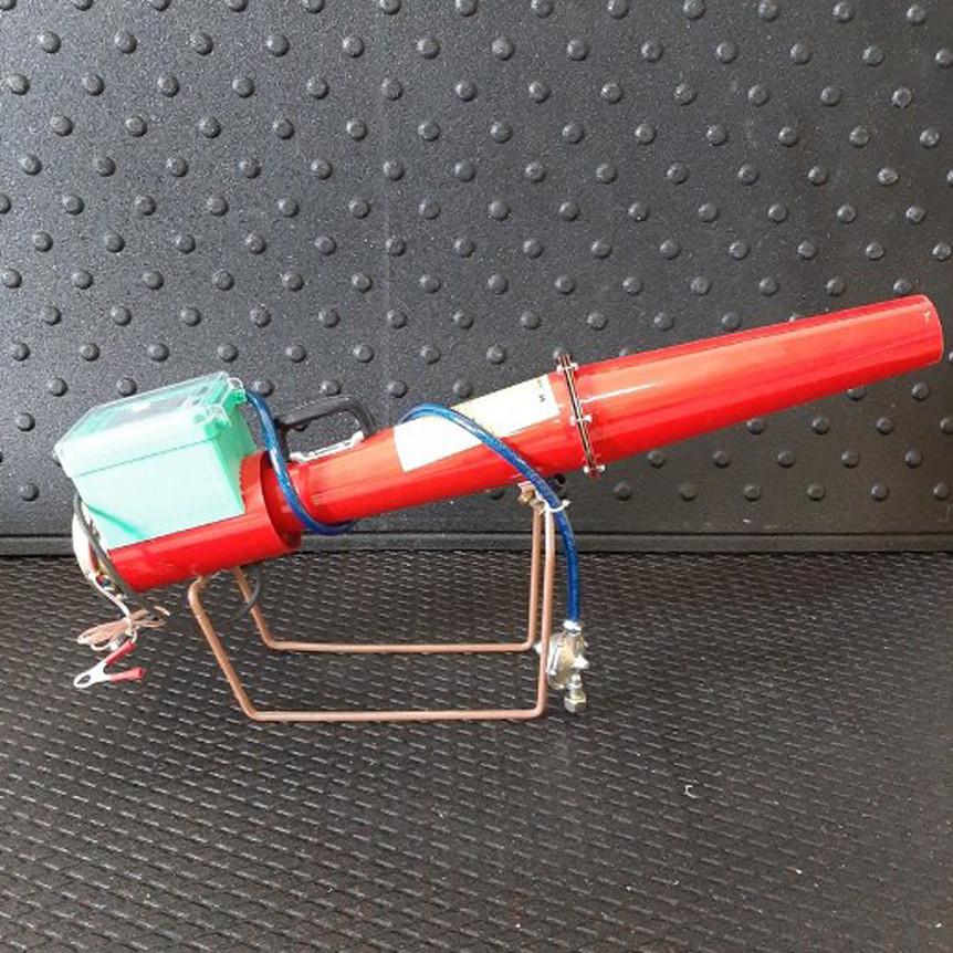 Пропановий гармата з електронним управлінням