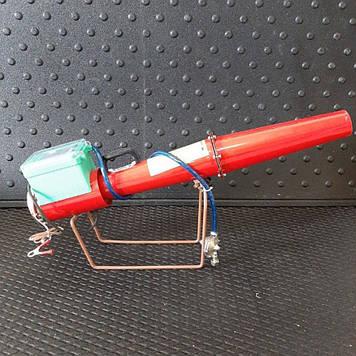 Пропановая пушка с электронным управлением