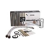 Змішувач для кухні Lidz (CRM) 16 37 002 00, фото 6