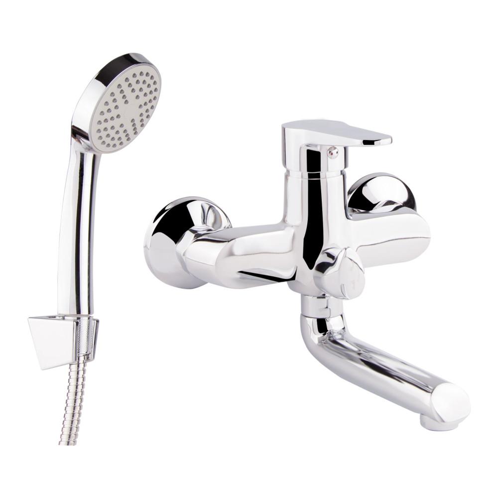 Змішувач для ванни Lidz (CRM) 14 34 006B-1 New