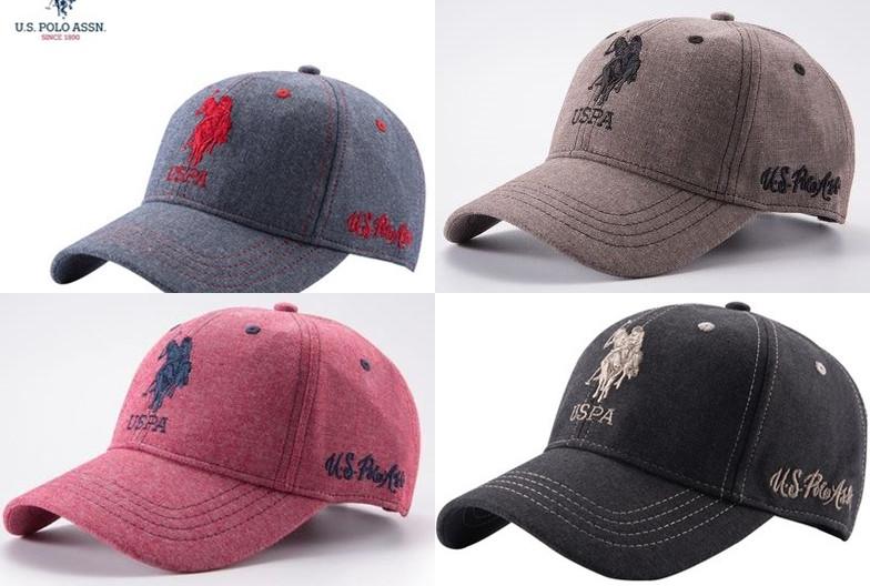 У стилі Ральф поло кепка бейсболка чоловіча, жіноча, підліткова