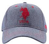 У стилі Ральф поло кепка бейсболка чоловіча, жіноча, підліткова, фото 7
