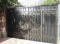 Производство кованных ворот