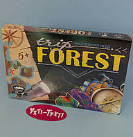 Настольная игра Strateg Trip Forest на русском 30553