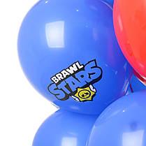 Связка: 8 синих Brawl Stars, 7 красных Brawl Stars, фото 3