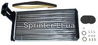 Радиатор печки MB Sprinter/VW LT, 96-06, TDI