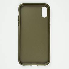 Биоразлагаемый чехол ECO Wheat Straw для iPhone X / Xs Green, фото 3