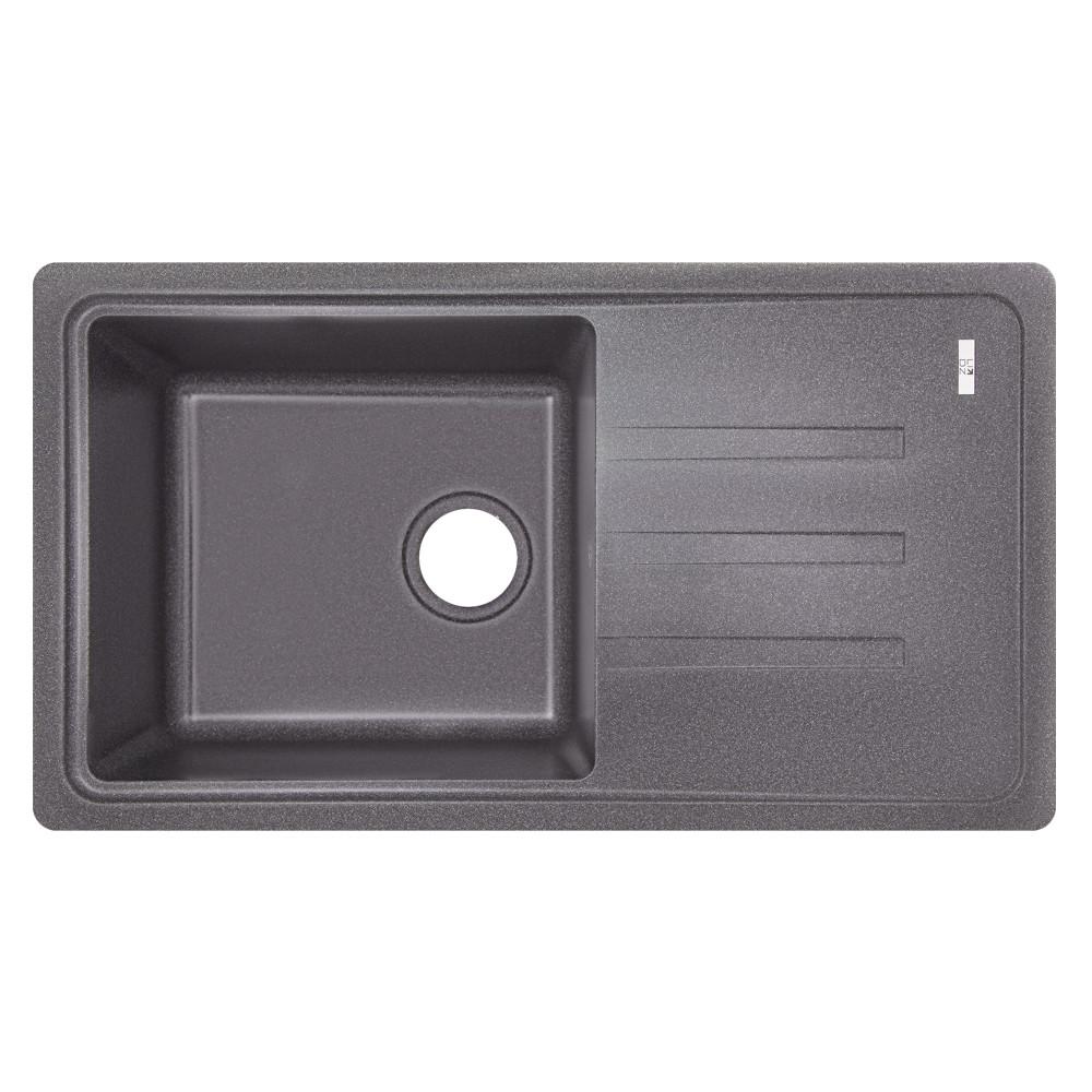 Кухонна мийка Lidz 780x435/200 GRF-13 (LIDZGRF13780435200)