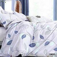 Постельное белье Viluta Ранфорс 19033 Полуторный растительный принт 1005324, КОД: 1798253
