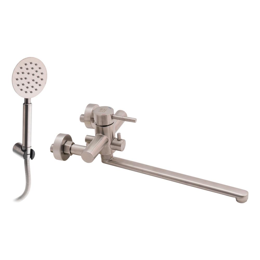 Змішувач для ванни Lidz (NKS) 12 32 005-1 New