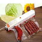 Електрична вакуумна пакувальна машина Freshpack вакуумний пакувальник вакууматор, фото 4