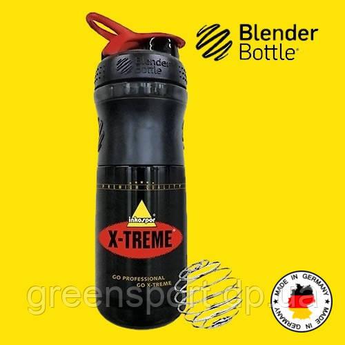 Шейкер спортивный Inkospor Blender Bottle 820 мл