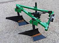 """Плуг 2-х корпусний ПмМ-2У для мототрактора (1Т) ТМ""""ЗАЛІЗО"""