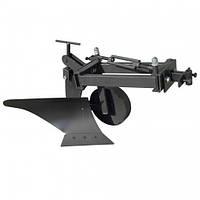 Плуг для мотоблоки Zirka-105 Преміум (опорне колесо, коротке рама)