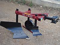 """Плуг 119 ПР з передплужником опорним колесом """"кам'янець"""" для важких мотоблоків"""