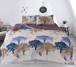 Двухспальный комплект постельного белья ранфорс ТМ TAG R4534
