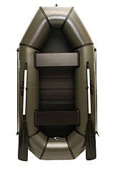 Надувний гумовий човен Grif boat GL-240LS для риболовлі та полювання на воді (220609)