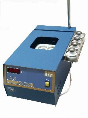 Аппарат ПОС-77м для определения фактических смол