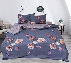 Двухспальный комплект постельного белья ранфорс ТМ TAG R4535