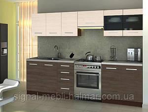 Кухня AMANDA 1 260 акация/гордий Арден/венге Halmar