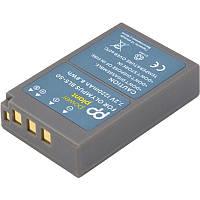 Акумулятор для фотоапарата Olympus BLS-50 (1100 mAh) CB970483 PowerPlant