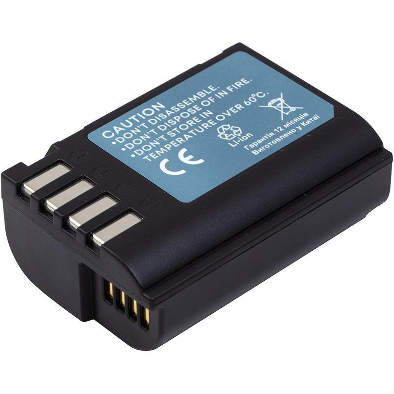 Аккумулятор для фотоаппарата Panasonic DMW-BLK22 (2250 mAh) CB970469 PowerPlant