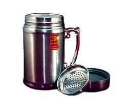 Термокружка заварник с сеткой Empire EM-9857 250мл