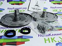 Вал, опора барабана, фланец whirpool 18464, cod 085, аналог - 480110100802, для стиральной машины whirpool