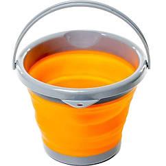 Складное відро силіконове Tramp TRC-092 5 л Orange